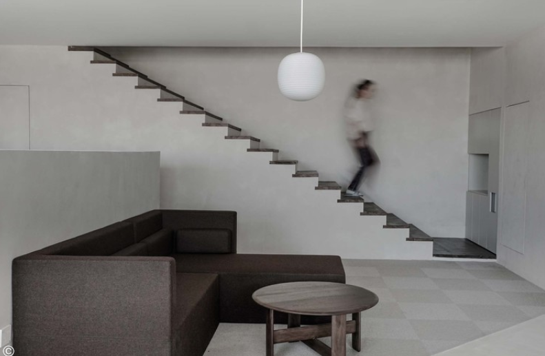 el diseño interior en las reformas de oficinas: el caso de FNJI 4