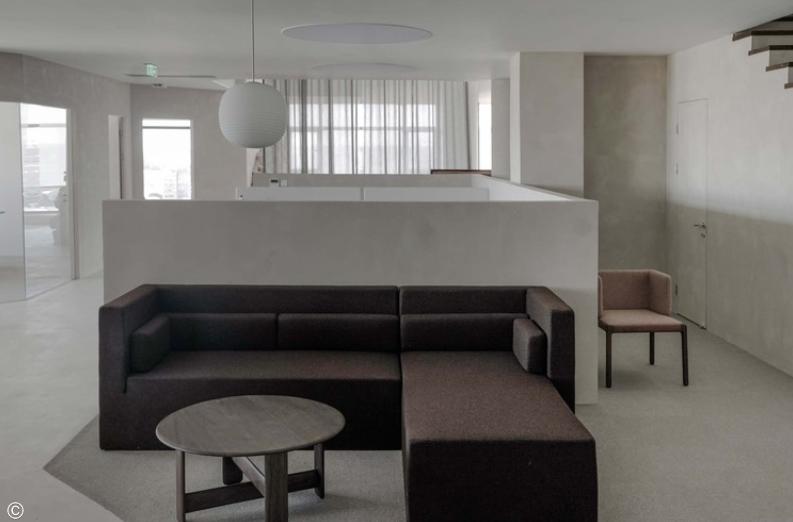 el diseño interior en las reformas de oficinas: el caso de FNJI 3