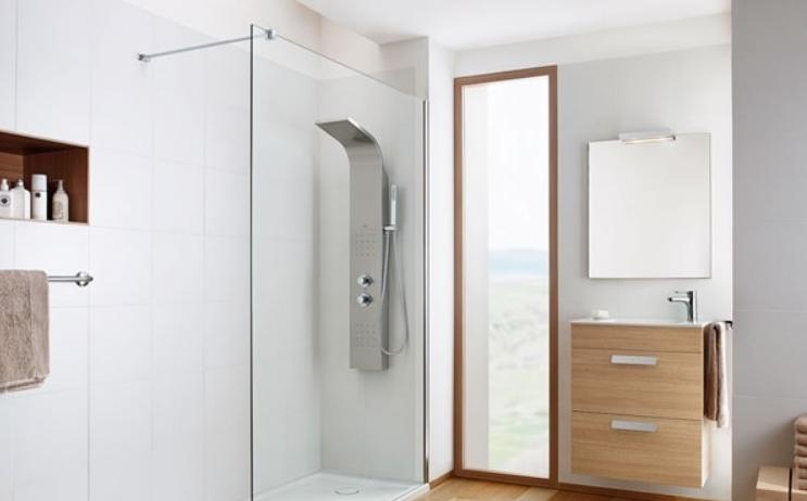 Mejores tipos de columnas de ducha para un baño moderno 2