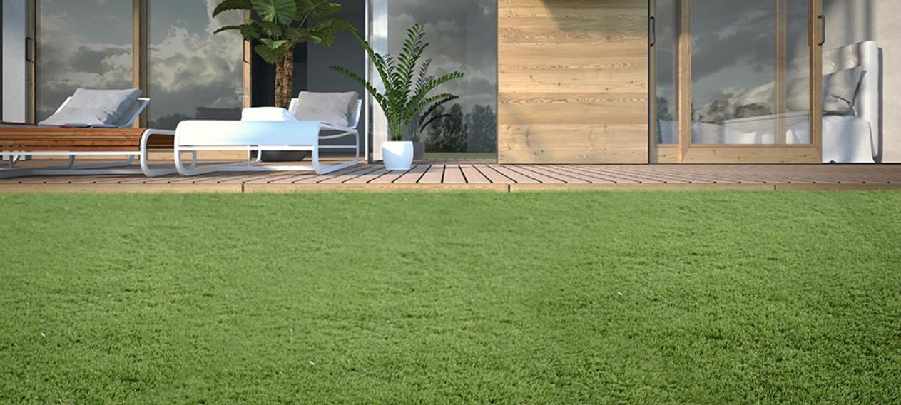 Césped artificial para terrazas y jardines 2