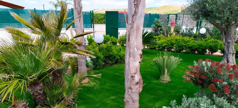 Césped artificial para terrazas y jardines 3