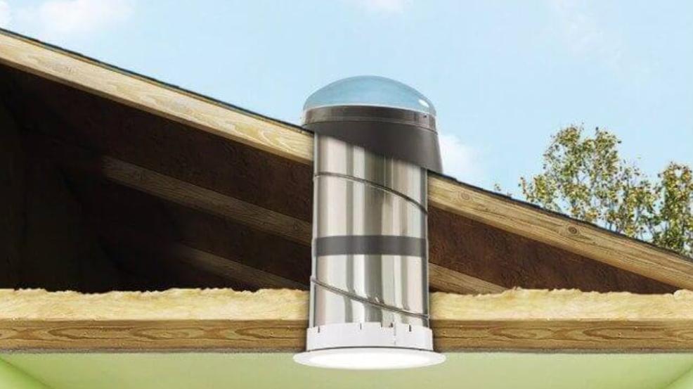 El tubo solar, una excelente opción para iluminar espacios con luz natural. 13