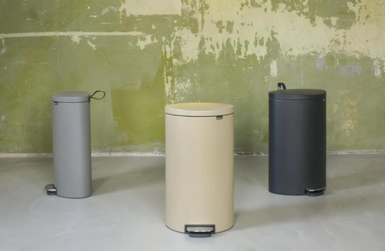 Los productos con conciencia social ambiental de Brabantia