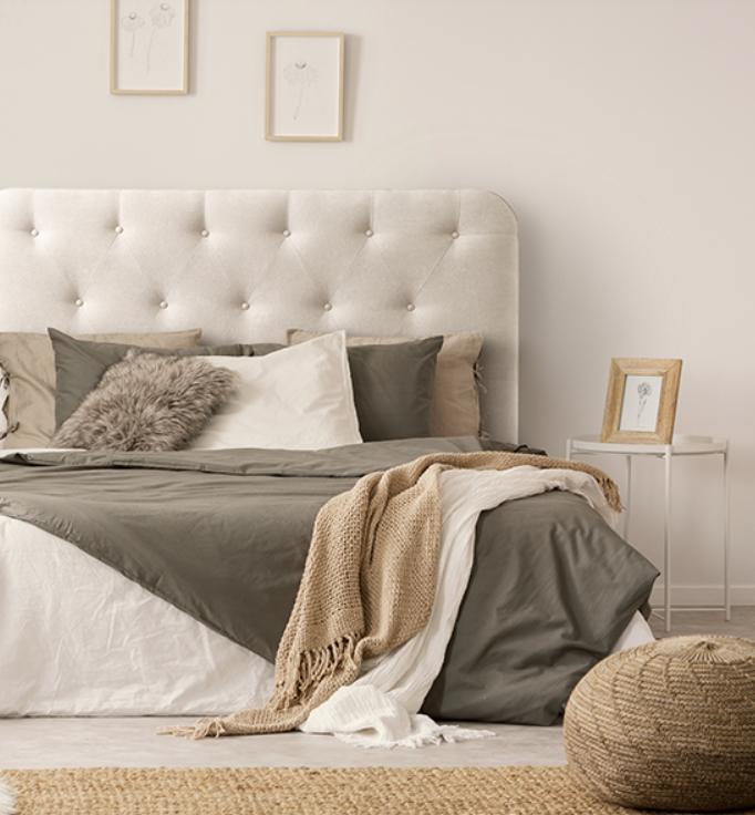 los cabeceros mas originales y complementos para decorar dormitorios