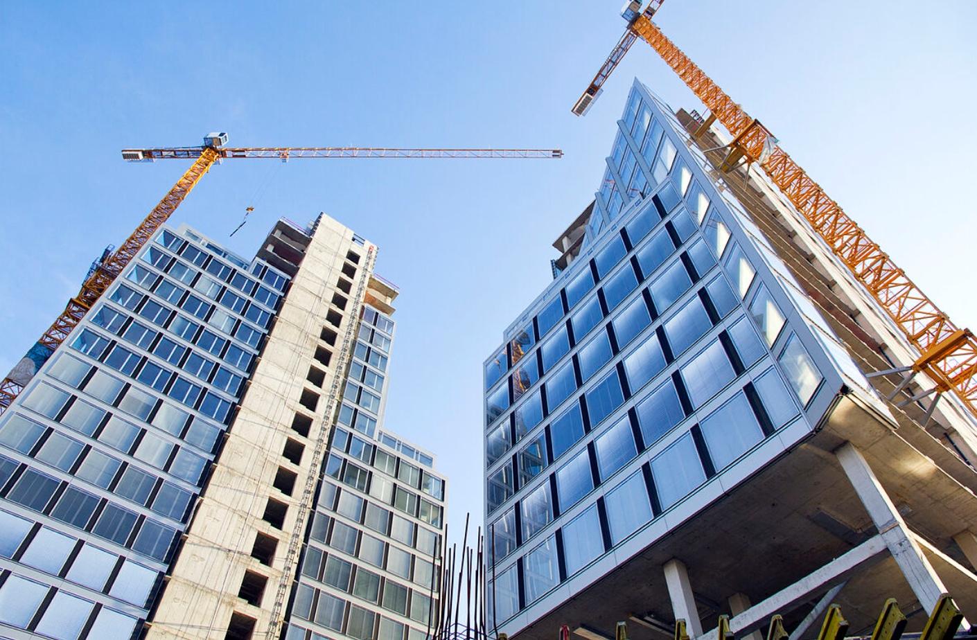El sector de la construcción vuelve con fuerza... también en Málaga 1
