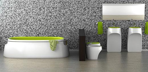 reformas de baños - los baños mas bonitos y modernos 1