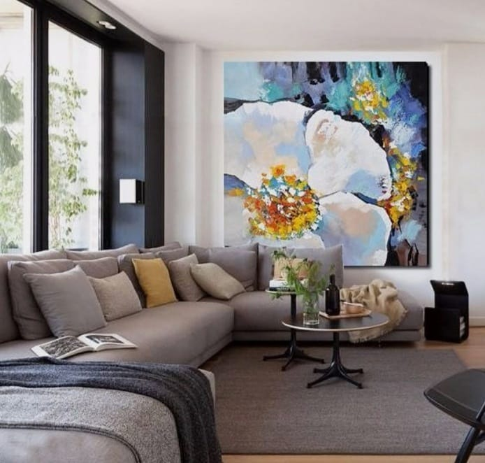como elegir cuadros para decorar