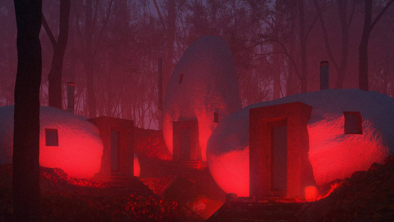 davit y mary jilavyan son los creadores del hotel boutique dolmen shelter 2