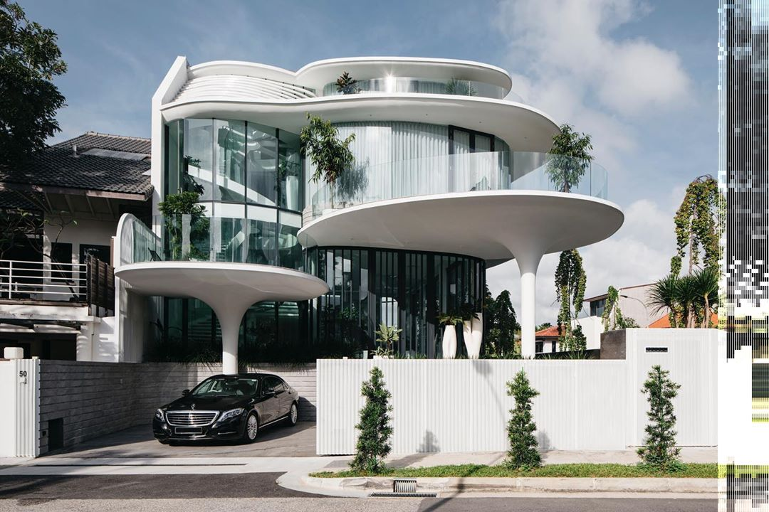 ehka studio singapore:Seaview House 3
