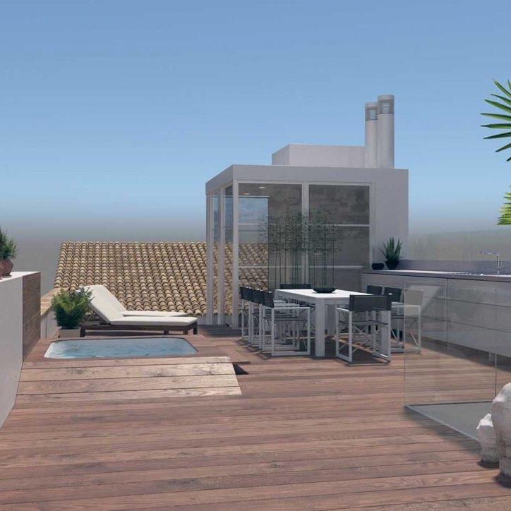 arquitectos en malaga: estudio arquitectura málaga Eduardo Rojas 4