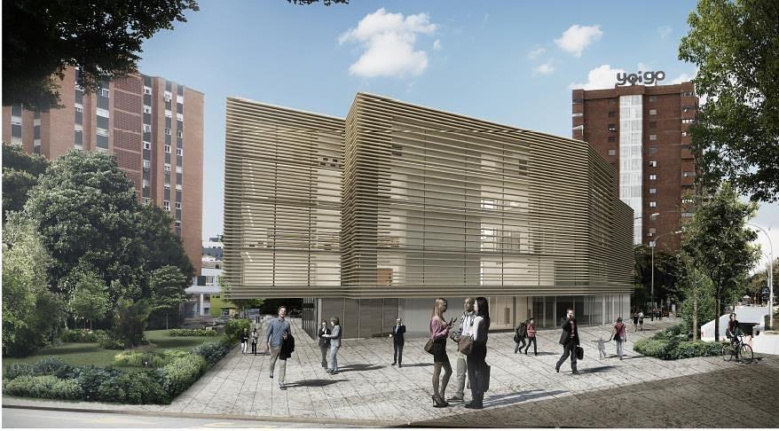 arquitectos en malaga: estudio arquitectura málaga Eduardo Rojas 3
