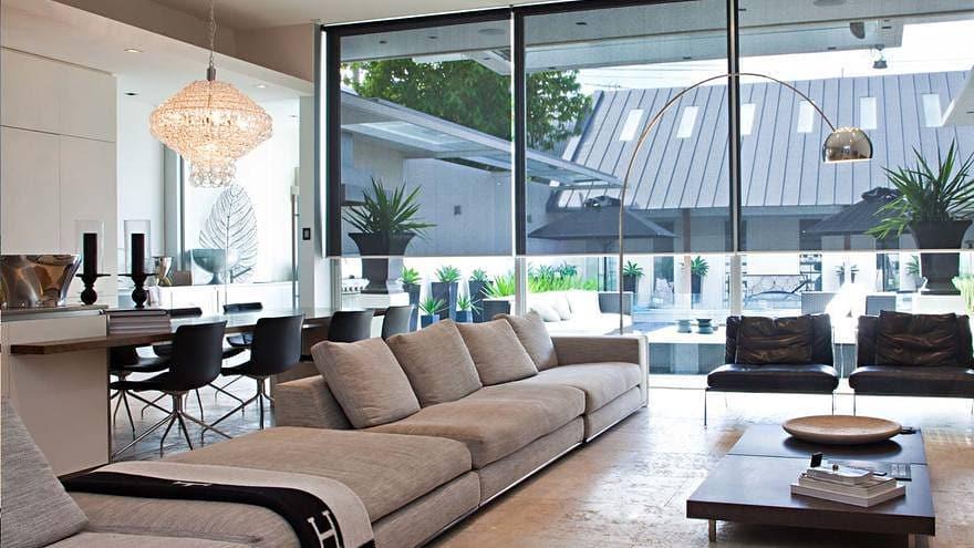 los materiales para cortinas exteriores que más se usan