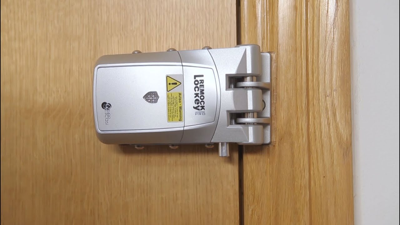 Tecnología de las Cerraduras Invisibles 2