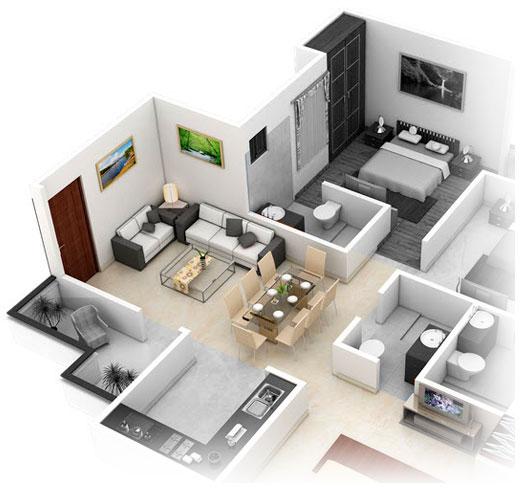 Reformar piso en Madrid: cuanto cuesta domotizar un piso